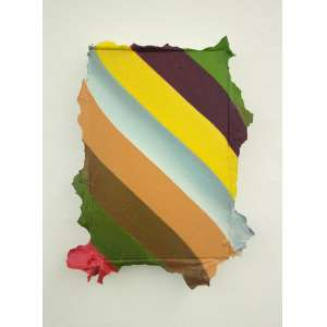Fernando Burjato - Sem título, 2014, óleo sobre tela, 36 x 26 cm (aproximadamente)