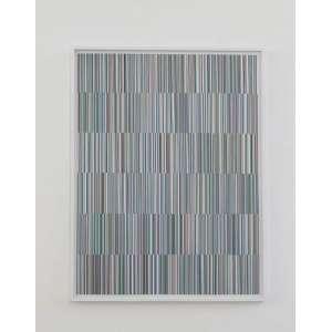 Ronaldo Grossman - Outra noite, 2015, Pigmento mineral s papel de algodão 600g, 144x108cm, moldura de madeira e vidro