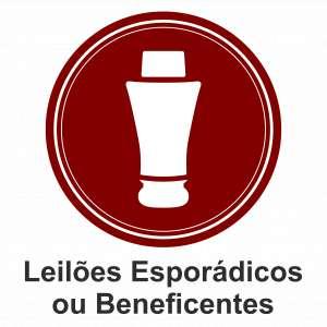 Leilões Esporádicos ou Beneficentes - Leilão beneficente