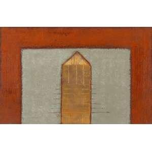 Angélica Coelho - Pintura; 90x140; 1998.