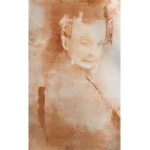 Carlos Araújo - Face - Litogravura - 100x70 cm