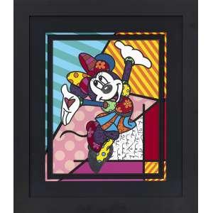 Artista: Romero Britto<br>Título: sem título<br>Ano: sem data<br>Dimensões: 78 x 63 cm<br>Valor Avaliado: R$ 15.000,00<br>Doação: Anônimo