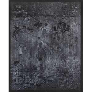 """Artista: Willy Biondani<br>Título: """"ser carvão #12""""<br>Ano: 2006<br>Técnica: Impressão digital em papel fotográfico com jato de tinta de pigmento mineral<br>Dimensões: 150 x 120 cm<br>Valor Avaliado: R$ 15.000,00<br>Doação Willy Biondani/Renata Sherman"""