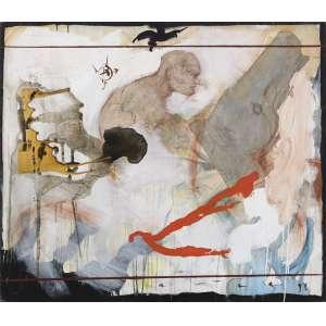 Artista: Paulo Sayeg<br>Título: Sem título<br>Ano: década de 80<br>Técnica: óleo sobre tela<br>Edição: peça única<br>Dimensões: 130 x 152 cm<br>Valor Avaliado: R$ 30.000,00<br>Doação: Galeria Bereneci Arvani/Paulo Sayeg