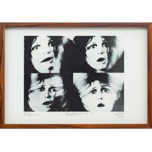 Gretta Sarfaty - Transformações V, 1976 / 2009 - impressão jato de tinta sobre - papel de algodão. Edição 3/5 - 33 x 48 cm<br><br>Doação 70%