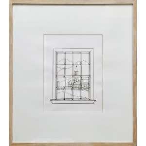 Vik Muniz - Reflexion, 1995 - Fotografia de emulsão de prata, edição 3/5 - 33 x 38 cm. Com moldura79 x 68,5 cm. Com etiqueta Galeria Camargo Vilaça.<br><br>Doação 100%