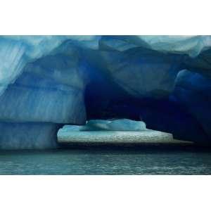 Tabata Schleder - Tunel de Gelo, 2014 - Impressão papel Luster 310mg. Edição 1/8. - 80 x 120 cm<br><br>Doação 70%
