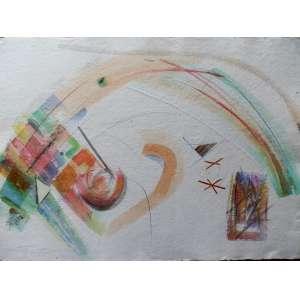 Terezinha Ehmke 2003 Mista S/ Papel = nas medidas de 49 X 72 , s/moldura