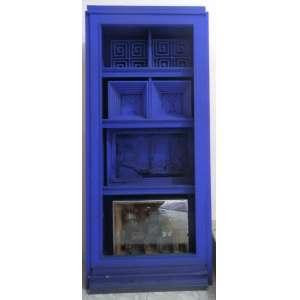 Fernando Luchesi ( 2005 ) = Armário Azul = nas medidas de 160 X 70 X 35
