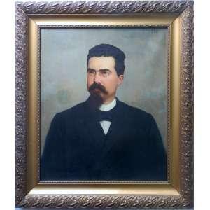 Rodolfo Amoedo ( 1896 ) = nas medidas de 65x54 e 83x73 = Pequeno Restauro , o.s.t