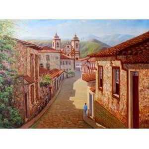 Sebastião Eduardo ( Ouro Preto ) = nas medidas de 90 X 130, o.s.t.
