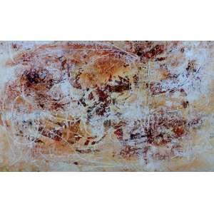Marisa Innecco = Movimento- nas medidas de 95 X 145 = Painel , o.s.t.c.p.