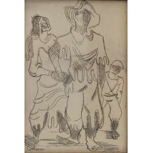 Clovis Graciano, gravura, numerada 30/33 inferior esquerdo, assinada inferior direito, 17 x 12 cm.