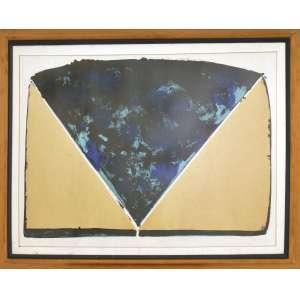 Anna Maria Maiolino<br />Serigrafia, numerada P/A, assinada e datada 1988, inferior esquerdo.<br />64 x 94 cm.