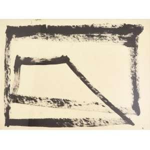 Amílcar de Castro<br />Acrílica sobre papel, década de 90. Catalogado no Instituto Amilcar de Castro sob o Nº 01.16.02.07.2073 e Acervo Nº 1498.<br />38 x 47 cm.