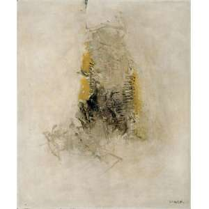 Manabu Mabe<br />Óleo sobre tela, assinado inferior direito. Assinado, datado 64 e situado Brasil no verso, 60 x 50 cm