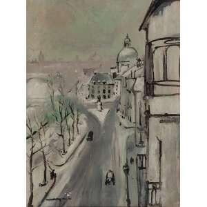 Albert Marquet - Vista de Paris - o.s.t. - 56 x 43cm - acie