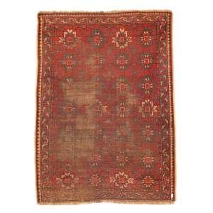 Tapete Afshar - 1,47 x 1,11cm. (no estado)