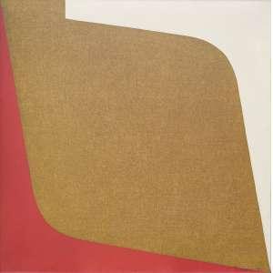 Tomie Ohtake – Sem título. OST, 100x100 cm, 1980, ACID.