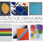 Luiz Arena Leilões - Leilão de raras gravuras européias e sulamericanas. Coleção Antonello Marzano