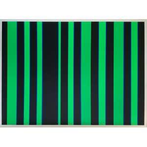 Gunter Fruhtrunk - Sem título. Serigrafia - 44/125, 68x93 cm, sem data, AV. Sem moldura.<br />