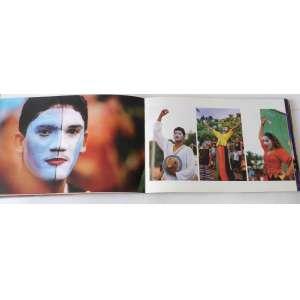 Arte de Transformação – Fotografias de Mila Petrillo e org. Bené Fontes - SESC ED. - Sem paginação