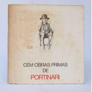 Cem Obras Primas de Portinari - Apres. De P. M. Bardi - Museu de Arte de São Paulo Assis Chateubriand - Livreto da exposição - para coleção
