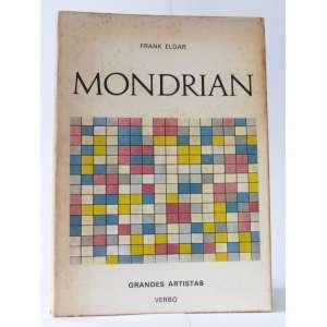 Mondrian - Frank Elgar - Grandes Artistas - ed. Verbo - 238pag