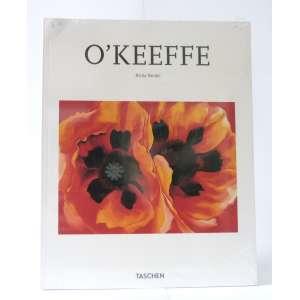 O'Keeffe - Britta Benke - Taschen - pag - Novo