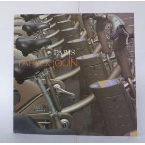 Paris de Patrick Jouin - Instituto Tomie Ohtake - 118 páginas - Brochura - novo