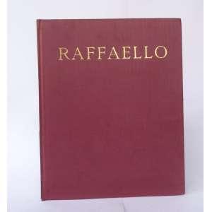 Raffaello - Sergio Ortolani - Istituto Italiano d`Arti Grafiche - 144pag - Capa dura