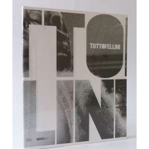 Tutto Fellini - Instituto Moreira Salles - SESC - 180pg - novo