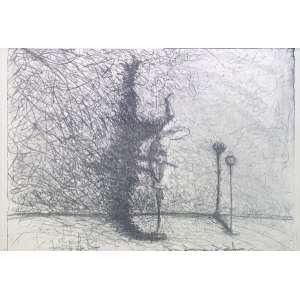 Paulo Sayeg - Sem Título - Litografia B.P.I. - 55x80cm - 1997 - ACID