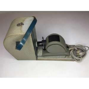PROJETOR MINOX 9,5 mm x 9,5mm - LENTE 112.7 - F. 35mm
