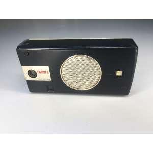 Radio / Camera Ramera Kowa Optical / JAPAN - 1959 - SUB Miniatra - 10x14m/m - Prominal F.3.5/23m/m - 3 velocidades