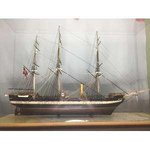 Barco Fragata Jylland - 1,05 x 0,67 x 0,35