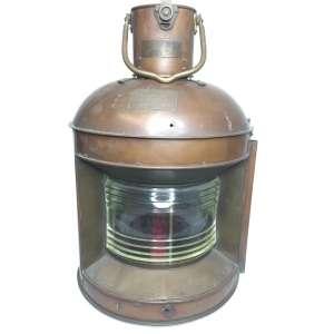 Lanterna Nautica bronze Nippon Sento Side Light
