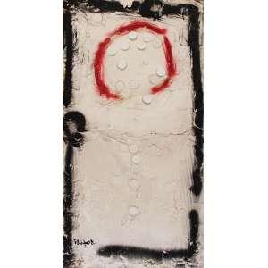 """Caciporé Torres - relevo escultórico com pinos em - pó de mármore e gesso e óleo - 100 x 51 cm - """"Sem Título"""" - ass. inferior esquerdo - Com certificado do artista - """"O artista é o profeta da imaginação... - Esta obra é antes de tudo """"FORTE"""". - É um relevo escultórico com pinos, caracteristica - das minhas obras nos ultimos 50 anos. É o acrescimo - da côr, é a ''MANCHA"""" no relevo criando harmonia e - beleza. É a minha obra!"""" - Caciporé Torres"""