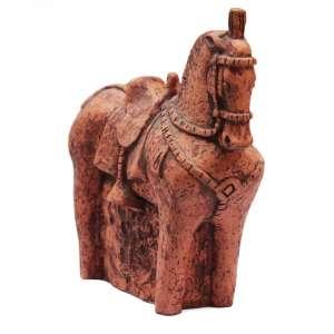 """Vasco Prado - escultura em terracota - 35 x 12 x 35 cm - """"Grand Lang"""" - ass. - 1991 - T10/20 - Com certificado do artista"""