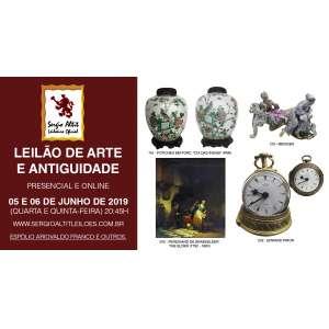 Sérgio Altit Leilões - ESPÓLIO ARIOVALDO FRANCO E OUTROS