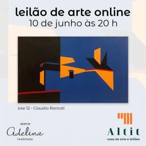 Altit Casa de Arte e Leilões - Acervo Adelina Instituto Cultural