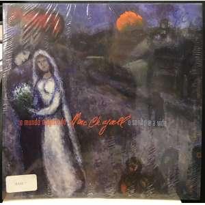Livro de arte O Mundo Mágico de Marc Chagall - o sonho e a vida