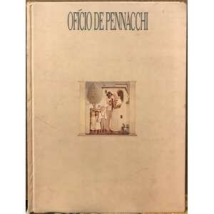 Livro de arte - Ofício de Pennacchi