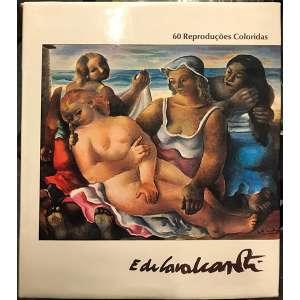 Edi Cavalcanti - 60 Reproduções Coloridas - Graficos Brunner Ltda.