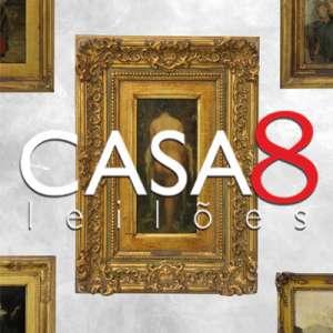 Casa 8 Leilões - Arte e Antiguidades