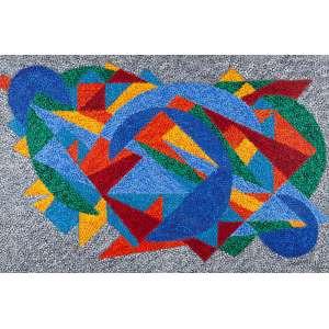 CLAUDIO TOZZI – Acrílica sobre Papel – 79 x 119 cm – Certificado