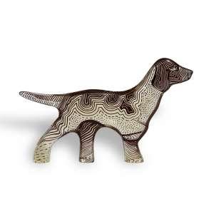 PALATNIK - Cachorro - Resina de Poliester - h = 15cm. Assinado.