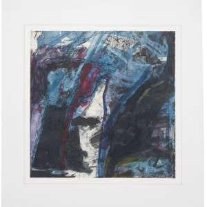 CATTANI, Maria Lucia (1958) - Sem Título<br>aquarela e nanquim s/ papel de gravura em metal como base, ass. e dat. 1989 inf. dir.<br>Participou da exposição do artista na Galeria Anna Maria Niemeyer<br><br>34 x 29 cm