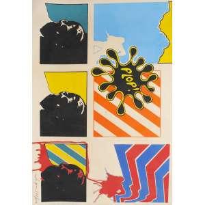 VERGARA, Carlos (1941) - 5 Problemas, 5 Estampas<br>5 serigrafias em cores impressas s/ papel, todas ass. e n. 182/200<br>32 x 46 cm