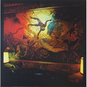 RIO BRANCO, Miguel (1946) - Voando em Direção a Ela<br>impressão a jato de tinta s/ papel Harman Gloss Baryta 320 g<br>exemplar n. 12/100; edição 1/100 a 100/100<br>(1998 / 2016)<br>com certificado de autenticidade do Clube de Colecionadores de Fotografia do MAM-SP<br>55 x 55 cm